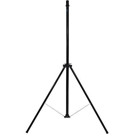 Pedestal Para Caixa Acústica Visão Musical Pca-Slim Bk