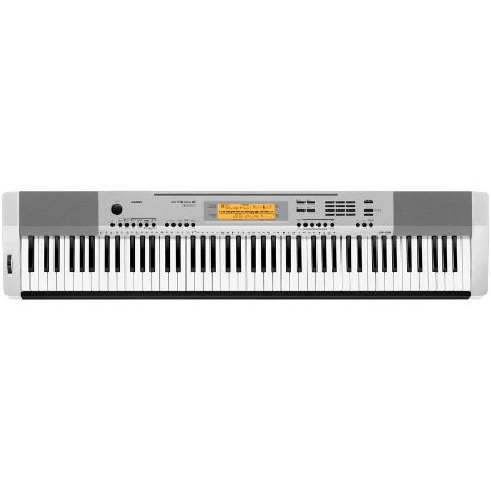 Piano Digital Casio Cdp-230r Prata