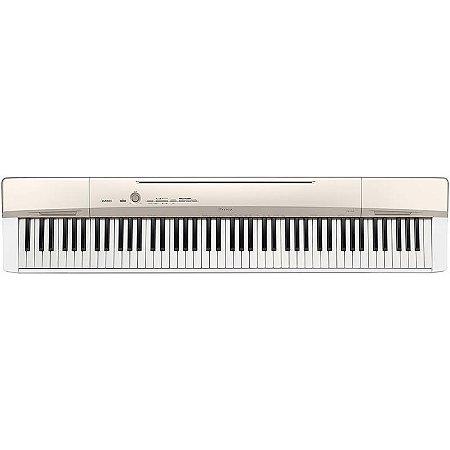 Piano Digital Casio Privia Px-160 Dourado