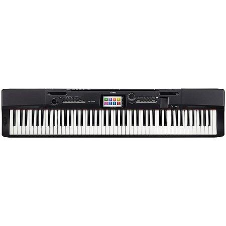 Piano Digital Casio Privia Px-360M Preto