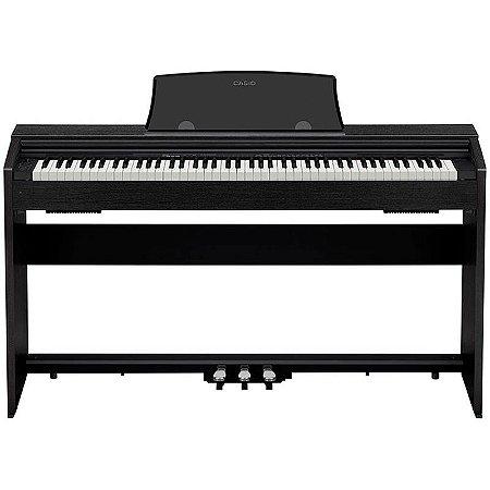 Piano Digital Casio Privia Px-770 Preto