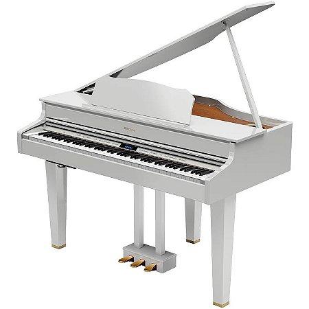 Piano Digital De Cauda Roland Gp607 Pwl Com Banco