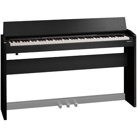 Piano Digital Roland F140r Preto Com Móvel