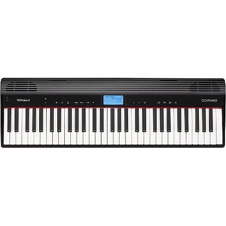 Piano Digital Roland Go:Piano Go-61p 61 Teclas