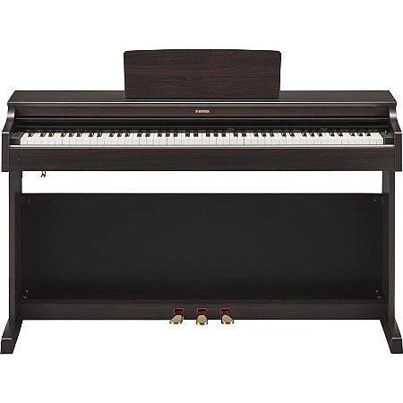 Piano Digital Yamaha Arius Ydp163r Com Estante E Banco
