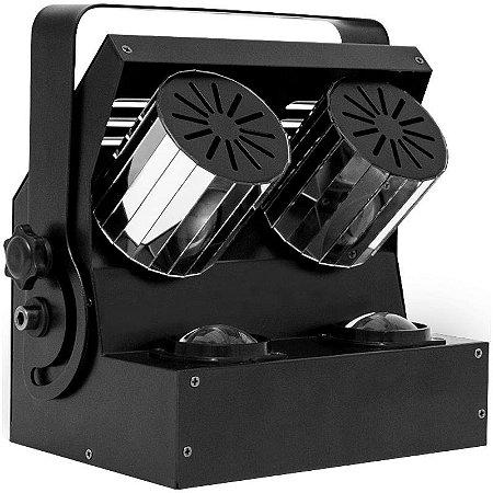 Power Spin Pls 4x1 8 Canais Dmx