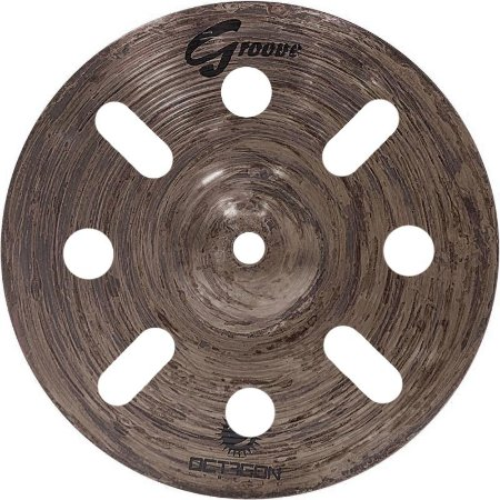 """Prato Octagon New Concept By Groove Crash 16"""" Gr16fn"""