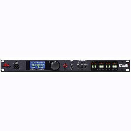 Processador Digital Driverack Dbx Pa2 110v Wi-fi