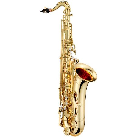 Saxofone Tenor Jupiter 500 Gold Lacquer Em Bb Com Case