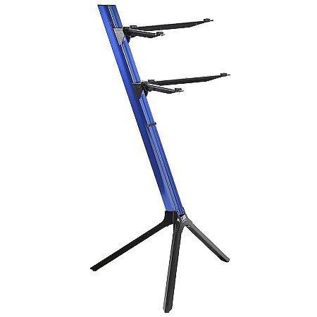 Suporte Para 2 Teclados Periféricos Stay Slim 1100/02 Azul