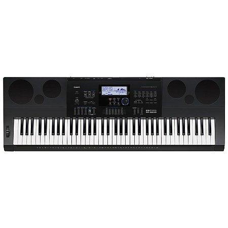 Teclado Musical Casio Wk6600 76 Teclas Profissional Com Fonte