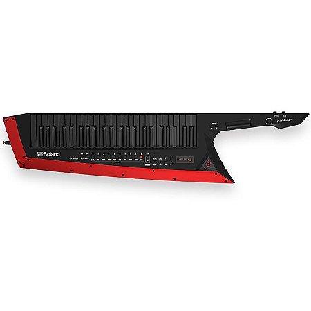 Teclado Sintetizador Roland Ax-Edge Keytar Preto