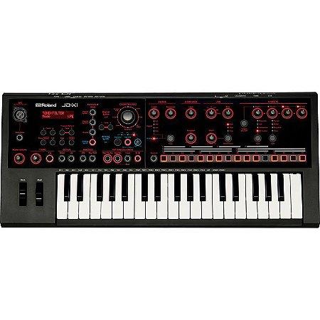 Teclado Sintetizador Roland JD-XI Com Microfone