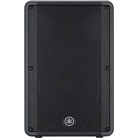 "Caixa Ativa Yamaha Dbr15 465w Rms 15"" Amplificada"