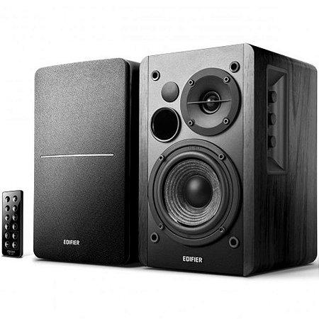 Caixa De Som Edifier R1280db Bluetooth Preta 42w Rms