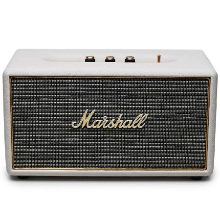 Caixa De Som Marshall Stanmore Creme Bluetooth Speaker
