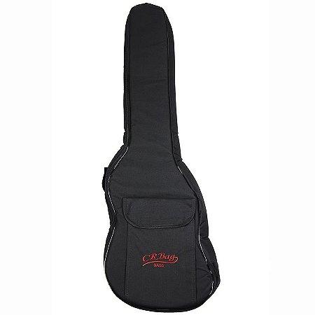 Capa Cr Bag Contrabaixo Formato Extra Luxo