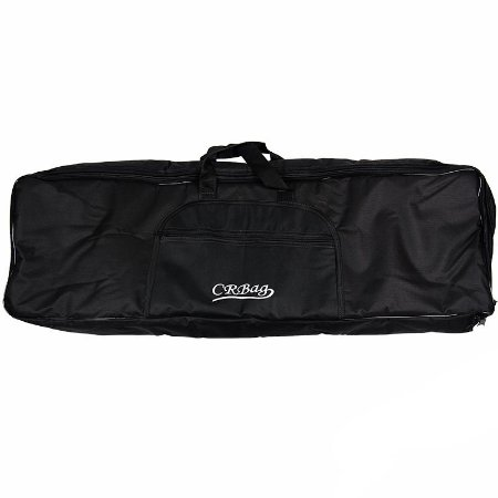 Capa Cr Bag Teclado 5/8 Formato Extra Luxo