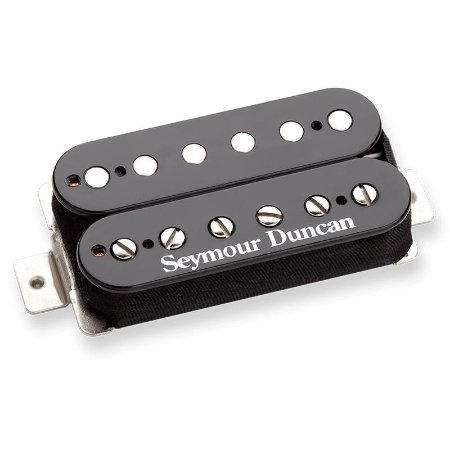 Captador Para Guitarra Seymour Duncan Sh 4 Jb Model Blk