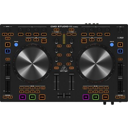 Controlador Midi Para Dj Behringer Cmd Studio 4a