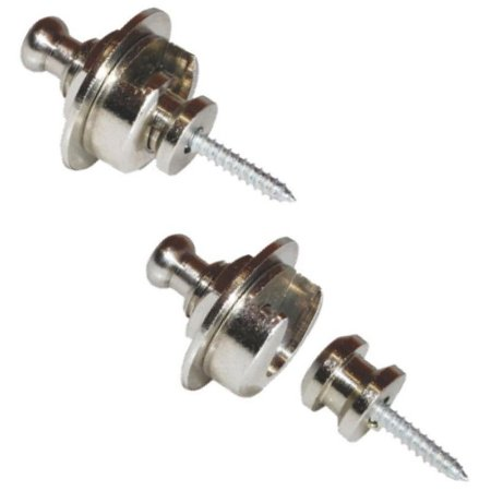 Strap Lock Basso SL01 Nickel