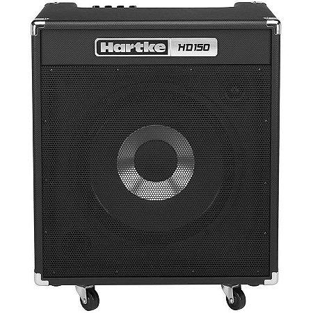 """Cubo Amplificador Para Contrabaixo Hartke Hd-150 150w 15"""""""
