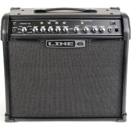 Cubo Amplificador Para Guitarra Line6 Spider IV 30W