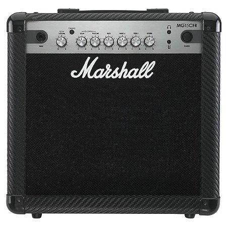 Cubo Amplificador Para Guitarra Marshall Mg15cfr 15W
