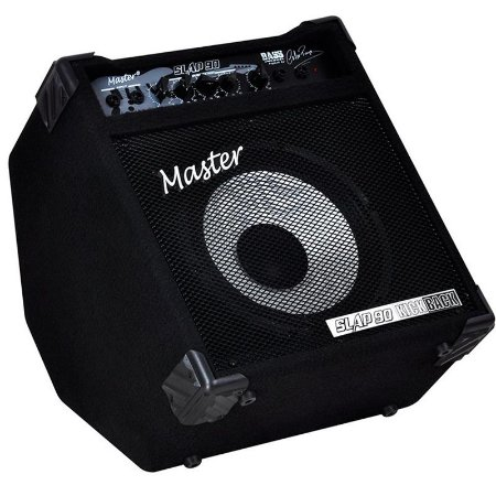 Cubo Contrabaixo Master 90W Rms Slap90 By Celso Pixinga