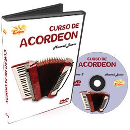 Curso DVD de Acordeon Iniciantes Vol 2 Edon