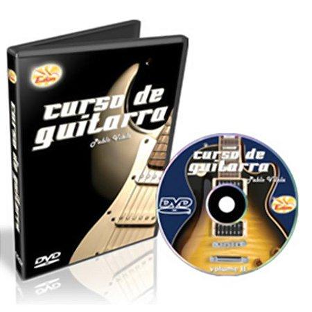 Curso DVD de Guitarra Volume 2 Edon