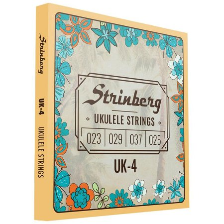 Encordoamento Strinberg Ukulele Uk4