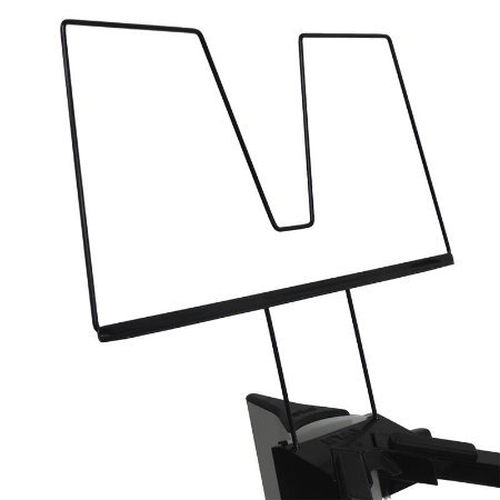Estante Suporte Partitura Simples Stay Para Base Da Torre