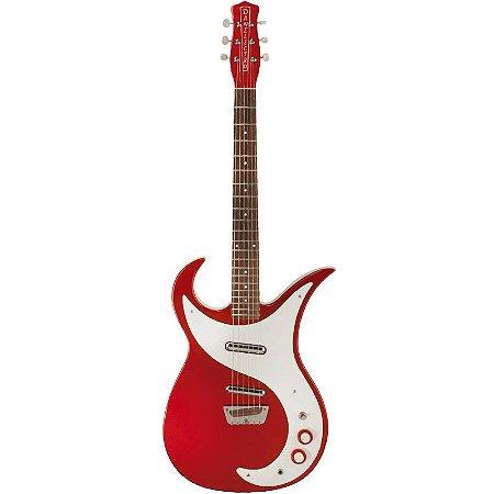 Guitarra Danelectro Wild Thing Red