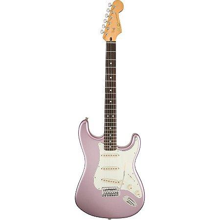 Guitarra Fender Squier Stratocaster Classic Vibe 60s Burgundy Mist Metallic