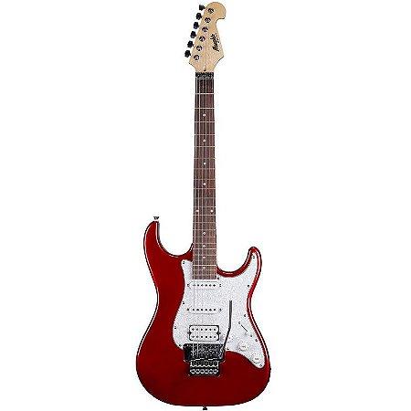 Guitarra Tagima Memphis Mg-37 Fl Vermelho Metálico