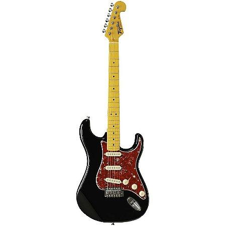 Guitarra Tagima Stratocaster Woodstock Series Tg530 Preta