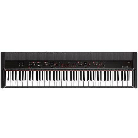Piano Digital Korg Grandstage 88 Teclas Usb Midi GS1-88