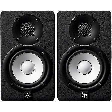 Monitor de Referência Estúdio Yamaha Hs5 Par 140W 110v