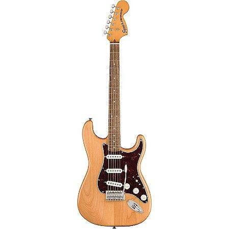 Guitarra Fender Squier Stratocaster Classic Vibe Natural Lr
