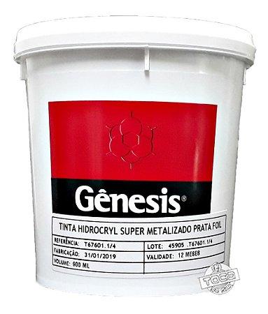 Tinta à Base de Água Tipo Foil Hidrocryl Gênesis