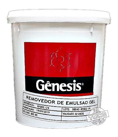 Removedor de Emulsão em Gel Gênesis