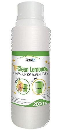 TF Clean Lemone Limpador de Superfície Transfix