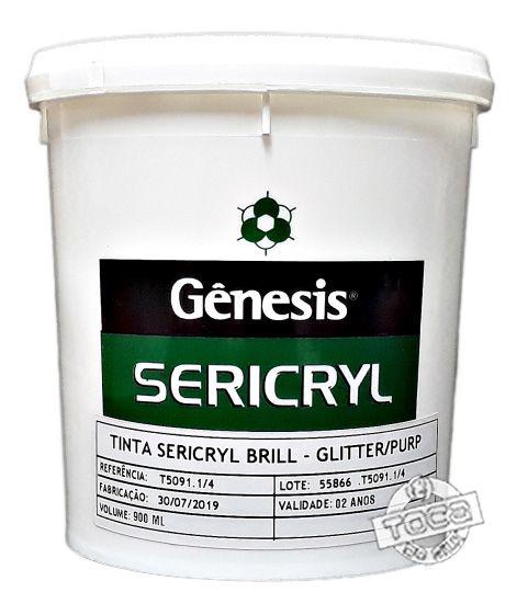 Cola Para Glitter Sericryl Brill Gênesis