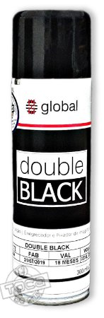 Enegrecedor e Fixador de Fotolito em Spray Double Black Global