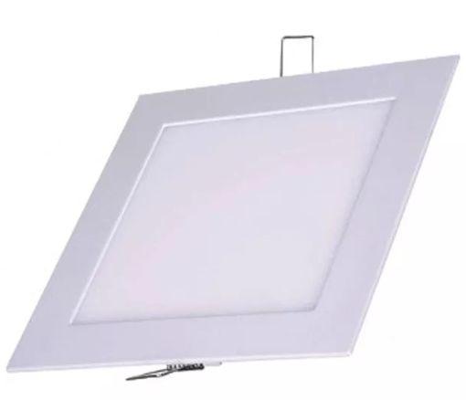 Luminária 6W de Embutir Quadrada