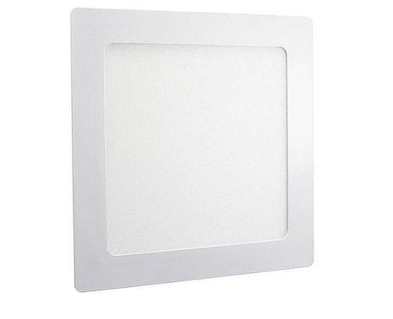 Luminaria De embutir 12W Quadrada