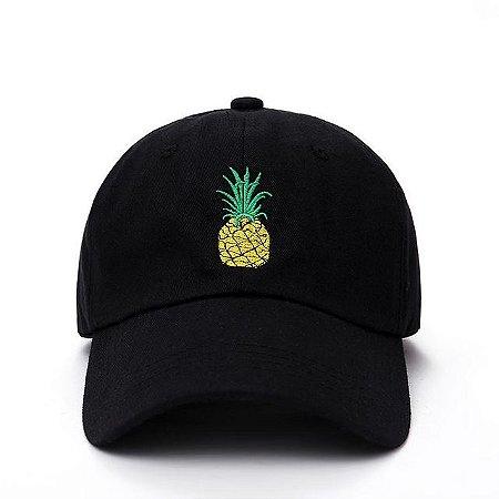 Boné Pineapple Aba Curva