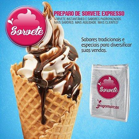 Base em Pó Sorvete Expresso Premium