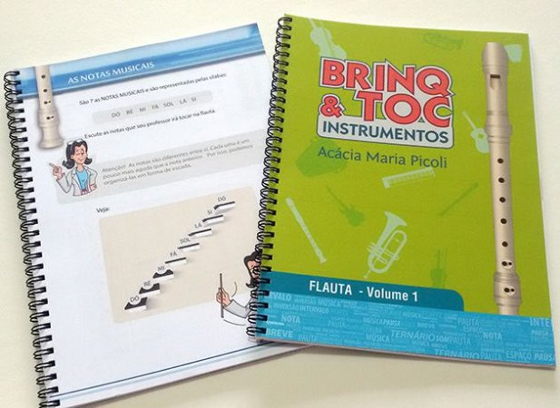 A - 51 Brinqtoc Instrumentos - Flauta